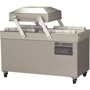Henkelman Pakowarka próżniowa przemysłowa Polar 2-50 | listwa 2 x 620 mm | pompa 100m³ | komora 500x620x240 mm