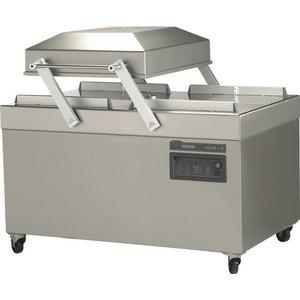 Henkelman Packing machine | 2 x 620 mm | 750 x 620 x 250mm | 160 m3 / h | 15-40 sec