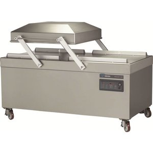 Henkelman Packing machine | 2 x 840 mm | 830 x 840 x 255mm | 300 m3 / h | 10-30 sec