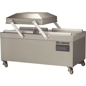 Henkelman Verpakkingsmachine | 2 x 840 mm | 830 x 840 x 255mm | 300 m3 / h | 10-30 sec