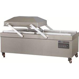 Henkelman Maszyna pakująca | 2 x 1100 mm | 730 x 1100 x 280mm | 300 m3/h | 15-40 sec