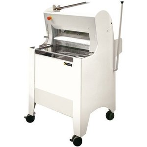 Sofinor Bread slicer | Semi-automatic | loaded from the rear | 550W | White