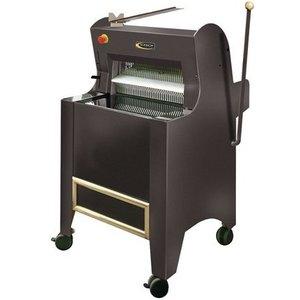 Sofinor Bread slicer | Semi-automatic | Rear loading | 550W | black
