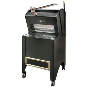 Sofinor Krajalnica do pieczywa | pół-automatyczna | ładowana od góry | 550W | czarna