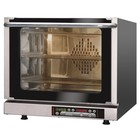 Kromet The convection oven with evaporation | 3 x 330x460mm | electric