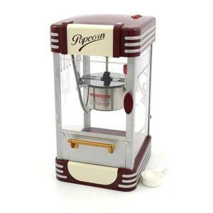 Optimal Domowe urządzenie do popcornu | bez oleju | 350W | 240x280x(H)460mm