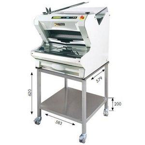 Sofinor Broodsnijmachine | Automatisch | 11mm | Een top-loading