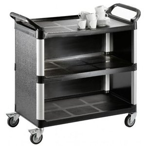 Saro Trolley, 3 etages, 1020x500x960mm, 250Kg