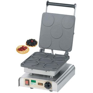 Neumarker Pancake for Russian pancakes   capacity 5p.   230   2200W