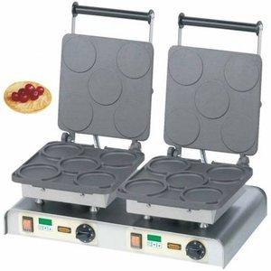 Neumarker Pancake for Russian pancakes | 10pcs capacity. | 400V | 4400W