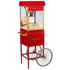 Neumarker Fußkreuz für das Gerät für Popcorn