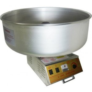 Neumarker Inrichting voor suikerspin | 230V / 1,8 kW