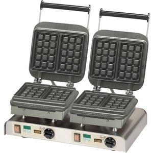 Neumarker Gofrownica podwójna   Brussels Waffle   400V / 4,4kW