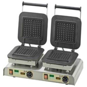 Neumarker Double waffle iron | Kant Waffle 400V / 4.4kW