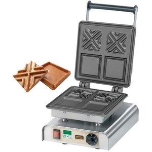 Neumarker Waffle | X-Waffle | 230V / 2,2 kW