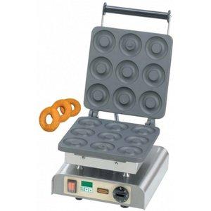Neumarker Wafel | Dony Donut | 230V / 2,2kW
