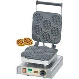 Neumarker Waffle | Waffle Münze | 230V / 2,2 kW
