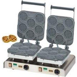 Neumarker Gofrownica podwójna | Waffle Coin | 400V / 4,4kW