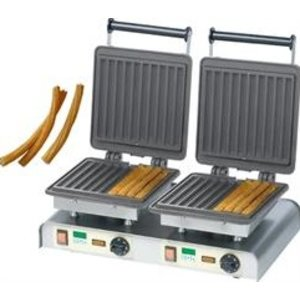 Neumarker Waffle double | Churros | 400V / 4,4kW