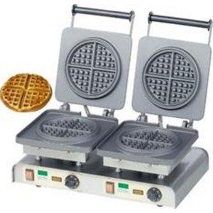 Neumarker Waffle double | Americano | 400V / 4,4kW