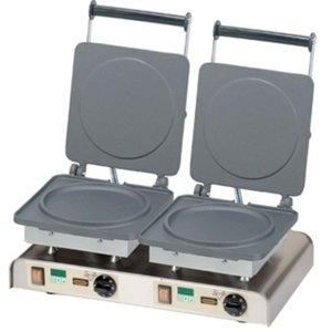Neumarker Gofrownica podwójna | Pancake | 400V / 4,4kW