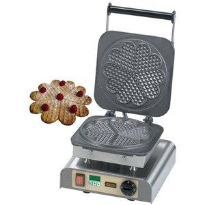 Neumarker Wafel | Hart Waffle S | 230V / 2,2kW