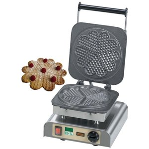 Neumarker Waffle | Herz Waffle S | 230V / 2,2 kW
