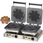 Neumärker Waffle Doppel | Sonnig Waffle | 400V / 4,4kW