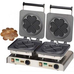 Neumärker Waffle double | Sunny Waffle | 400V / 4,4kW