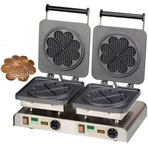 Neumarker Wafel dubbel   Zonnige Waffle   400V / 4,4kW