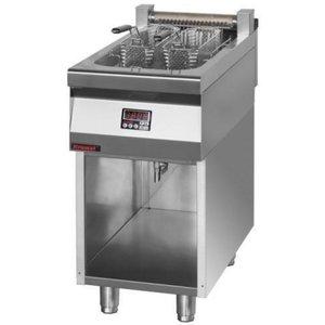 Kromet Electric fryer 22L | 13,5kW