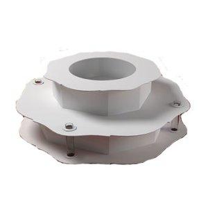 Optimal Platform voor chocolade fonteinen CF51 en CF65 PRO PRO en Chocalo 60 en 80 Chocalo