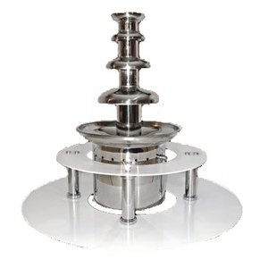 Optimal Platform for chocolate fountains CF88 PRO