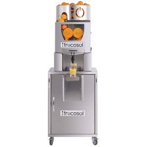 Frucosol Samoobsługowa wyciskarka do cytrusów | 20-25 owoców na minutę | pojemność 12kg