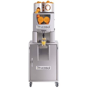 Frucosol Selbstzitrus | 20-25 Früchte pro Minute | Kapazität 12kg