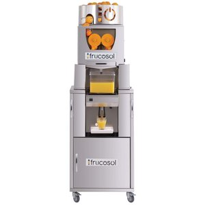 Frucosol Samoobsługowa wyciskarka do cytrusów freezer | 20-25 owoców na minutę | pojemność 12kg