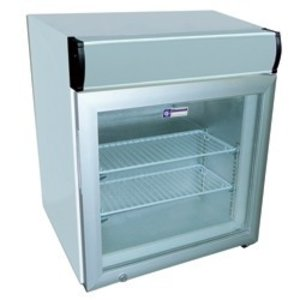 Diamond Tischvitrine negative Temperatur, 50 Liter