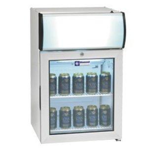 Diamond Szafka chłodnicza o dodatniej temperaturze - 60 litrów