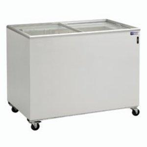 Diamond Brust-Gefrierschrank für Eis - 400 Liter