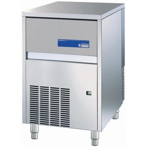Diamond Crushed-ice machine 90 kg with storage