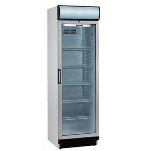 Diamond Vitrinekast 1 deur voor dranken, 380 liter