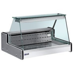 Diamond Vitrine Toonbank Gekoeld - 1500x750xh650