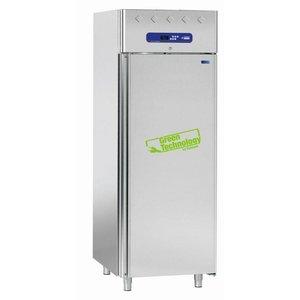 Diamond Szafa mroźnicza do przechowywania lodów - 5 tac - 700 l