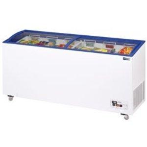 Diamond Deep freezer, with sldding doors 527 liters