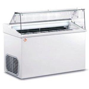 Diamond Conservator of ice cream - 7 containers