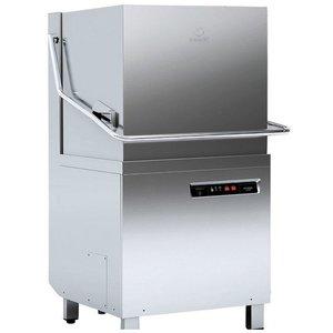 Fagor Dishwasher hood reverse osmosis   50x50cm   65 baskets / h