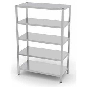 XXLselect Magazijn rekken. Alle stalen meubelen verkrijgbaar in elke maat!