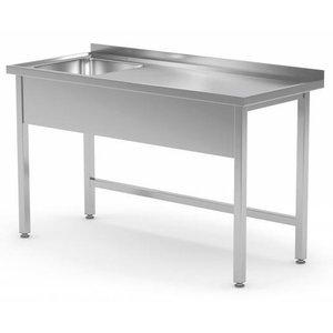 XXLselect Stół z Basenem. Wszystkie meble ze stali dostępne w dowolnym rozmiarze!