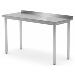 XXLselect Table wall. All steel furniture available in any size!
