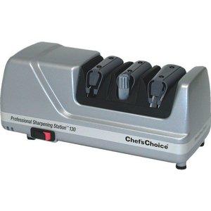 TOM-GAST Elektryczna ostrzałka do noży, trzystopniowa | CHEF'S CHOICE, Professional Sharpening Station 130